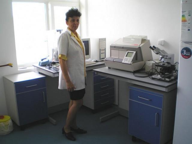 Mobilier Laborator pentru DSV Dolj oferit de WATT Distributor