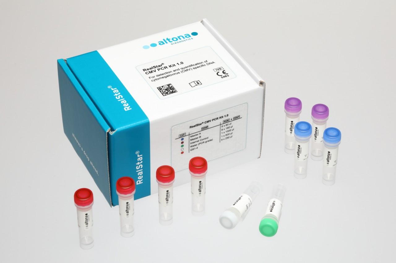 Citomegalovirusul ADN CE-IVD