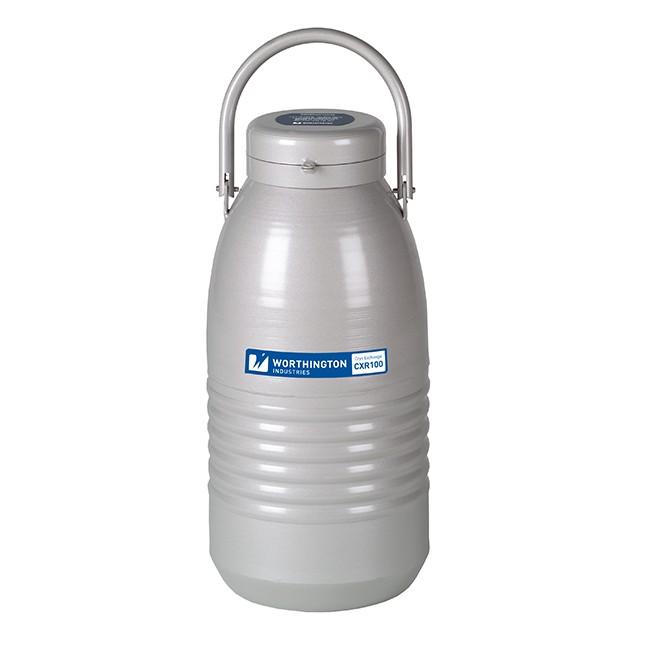Container criogenic  pentru transport probe CXR100