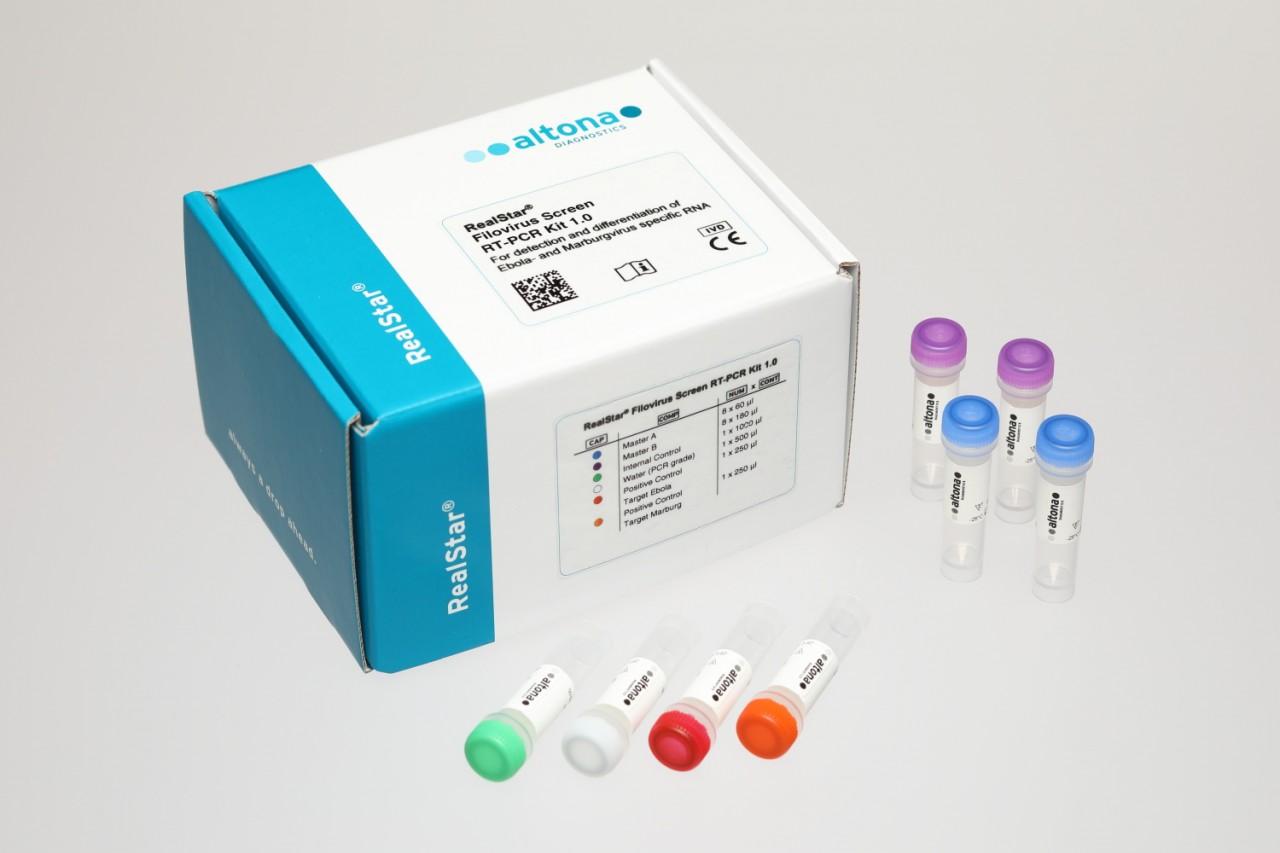 Filovirus ARN CE-IVD