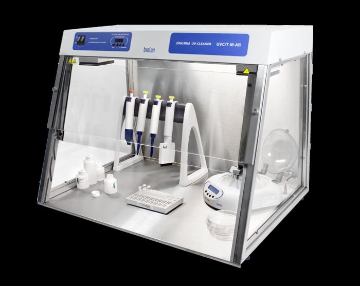 Hota PCR cu Priza electrica interna si panouri laterale din sticla EUROGLASS