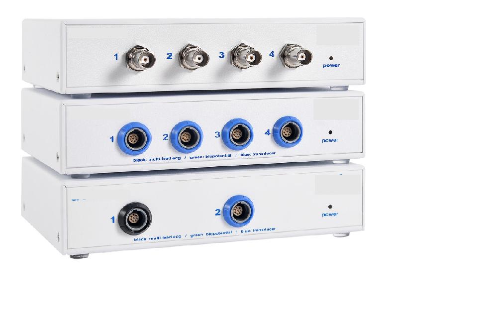Sistem USB pentru achizitie date si amplificare
