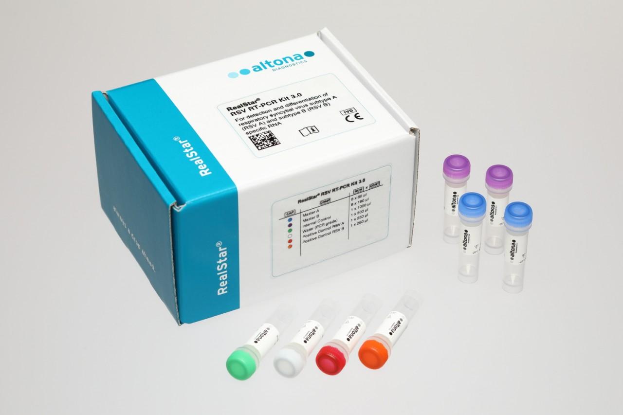 Virusul respirator sincitial (RSV) ARN CE-IVD