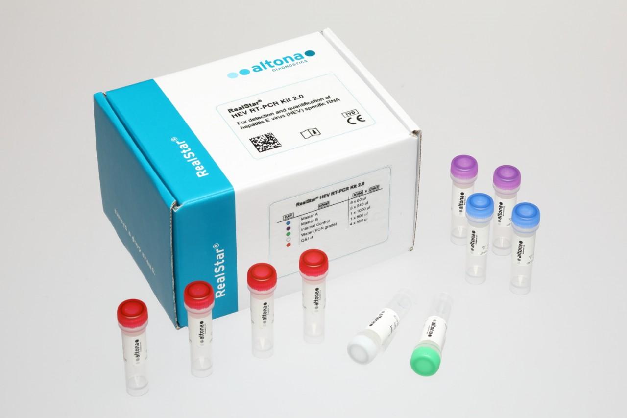 Virusulu hepatic E ARN CE-IVD