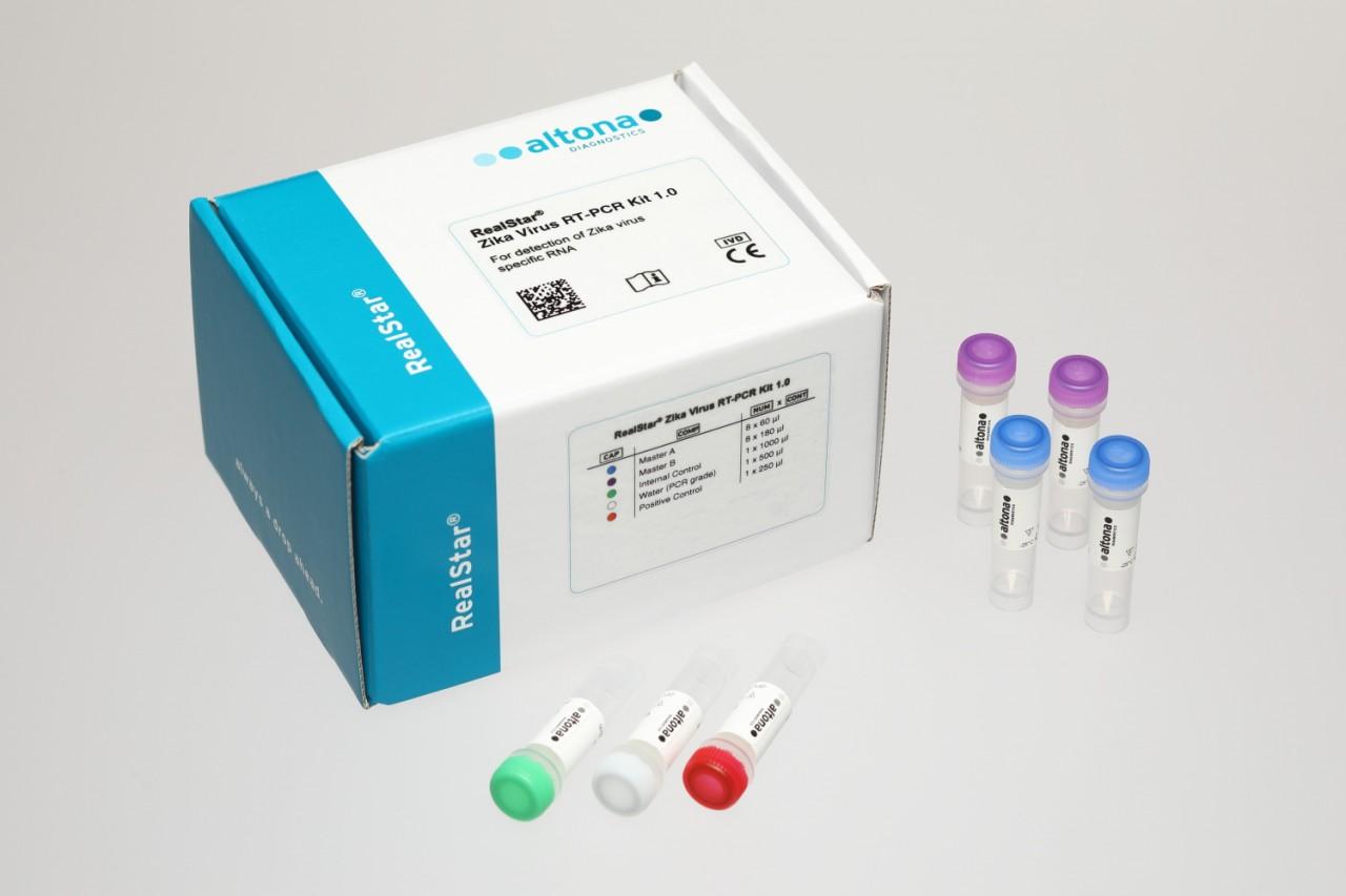 Zika Virus ARN CE-IVD
