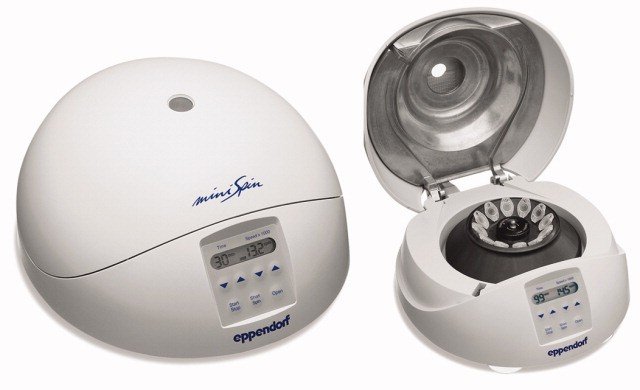 Centrifuga Minispin Plus