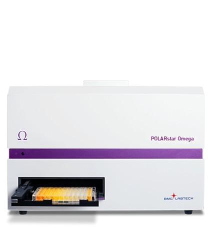Cititor de microplaci in fluorescenta polarizata(FP)