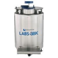 Container 626 litri stocare probe biologice in azot lichid la -196°C LABS 38K