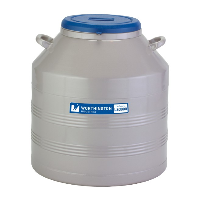 Containere criogenice stocare probe in azot lichid LS 3000