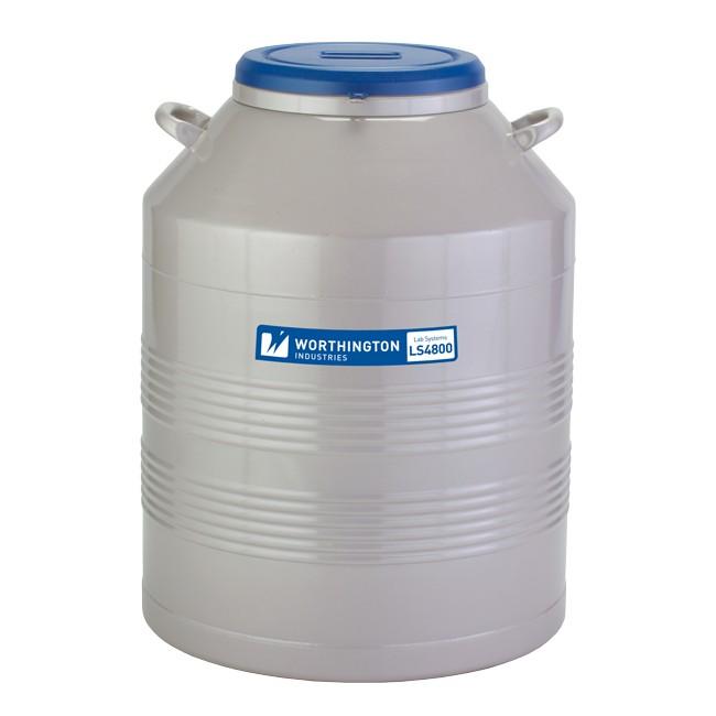 Containere criogenice stocare probe in azot lichid LS 4800