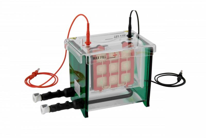ELECTROFOREZA GEL- CUVE VERTICALE
