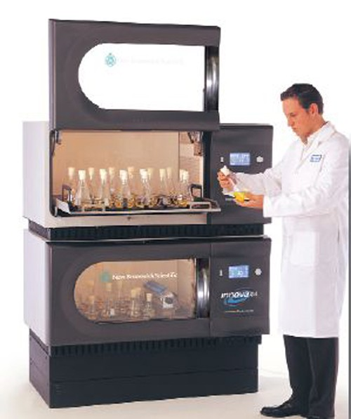 Incubator cu agitare, capacitate 5l, programabil cu functii automate