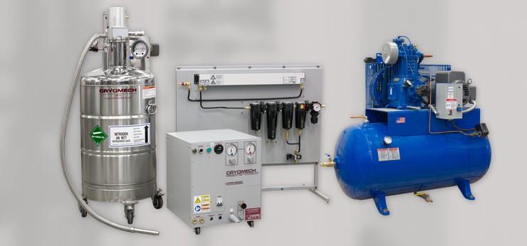 Instalatie producere azot lichid LNP40