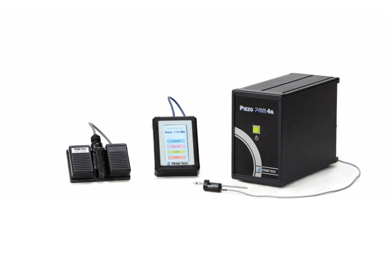 Microinjector digital PMM-4G