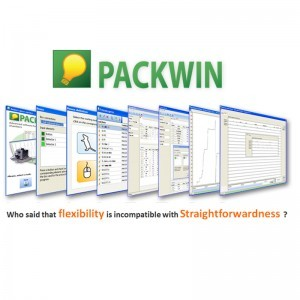 PACKWIN Software
