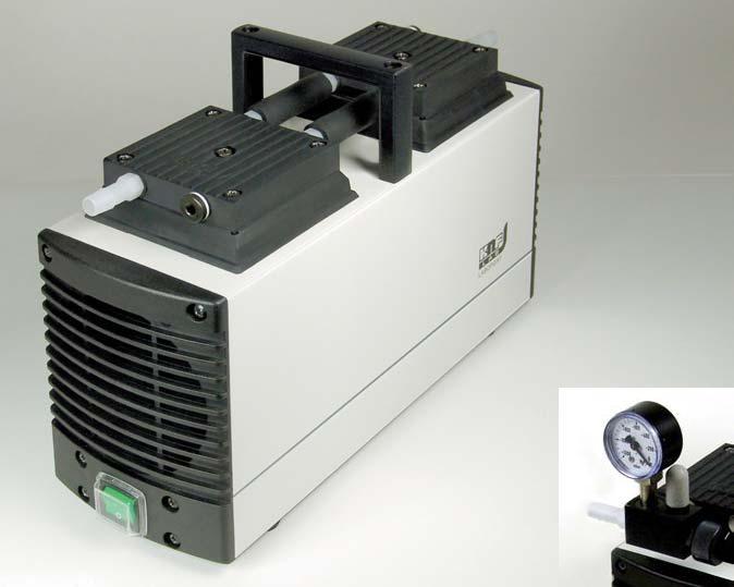 Pompa Vacuum cu mini-diafragma N 838 1 2 KN 18