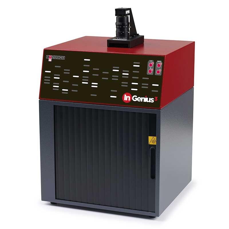 Sistem fotodocumentare gel- InGenius3