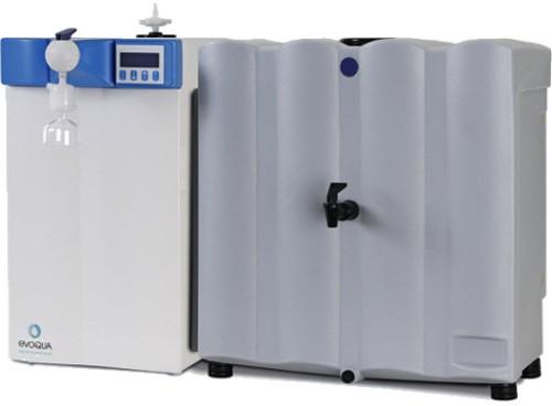 Sistem producere apa ultrapura, cu alimenatre de la retea