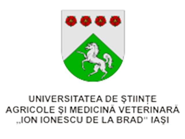 UNIVERSITATEA DE STIINTE AGRICOLE SI MEDICINA VETERINARA