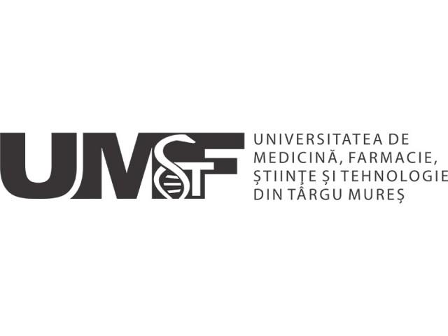 UNIVERSITATEA DE MEDICINA SI FARMACIE TARGU MURES