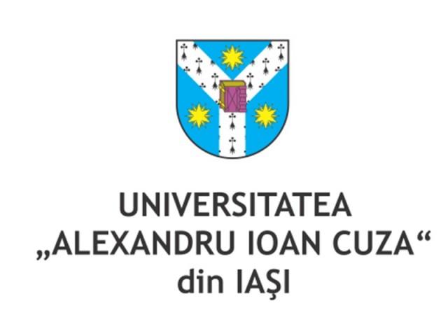 """UNIVERSITATEA """"ALEXANDRU IOAN CUZA"""" IASI"""